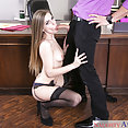 Sydney Cole Fucked At Work - image