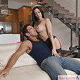 Rachel Starr Riding Johnny Castle Big Cock - image