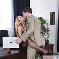 Carter Cruise Office Slut - image