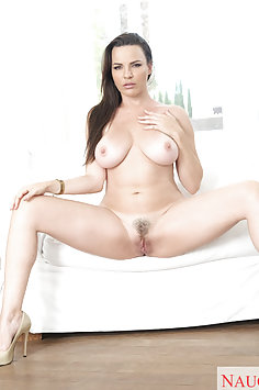 Dana DeArmond Busty and Horny