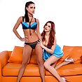 Jayden Cole and Jessica Jaymes Go Lesbo - image