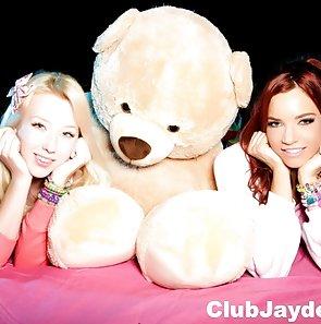 Jayden Cole Bear Lesbian Love