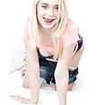 Horny Teenie Anastasia Knight - image