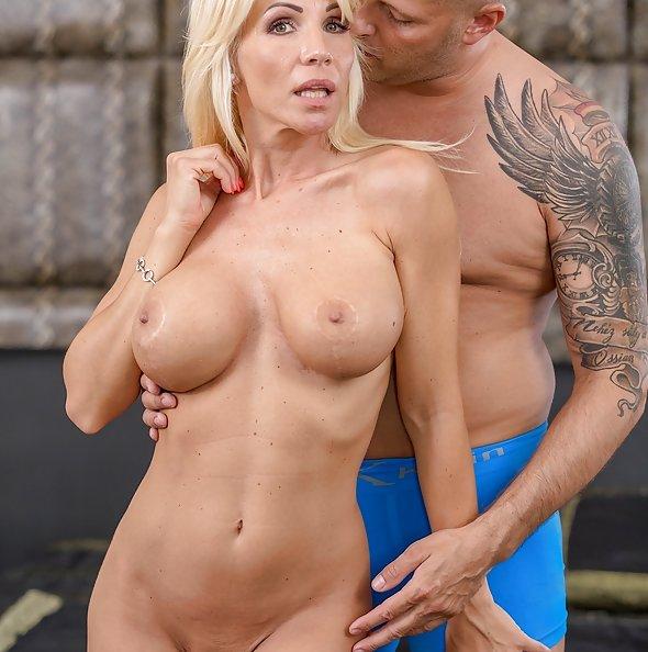 Hot Wife Needs His Big Cock