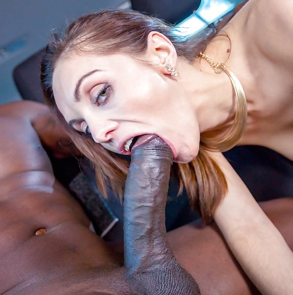 Dominica Phoenix Taxi interracial anal