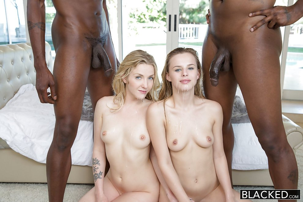 Black Girl 2 White Cocks