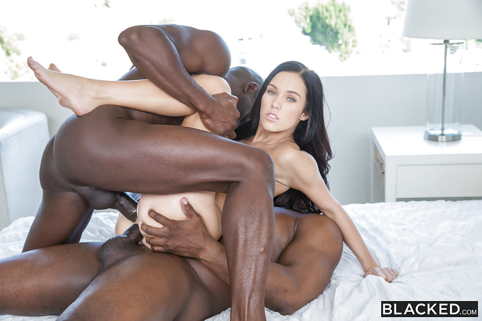 Sasha Rose Double Penetration